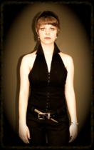 Sängerin Saviera Zimmer